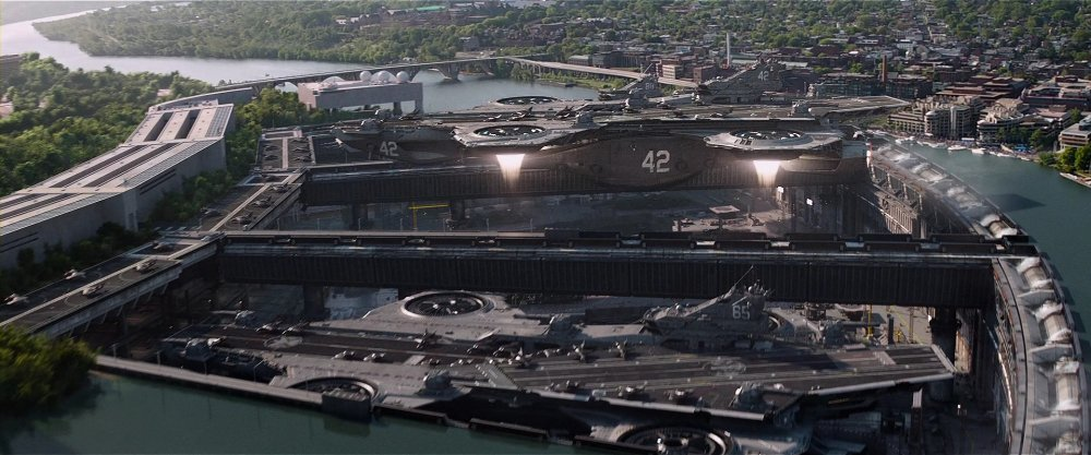 The Helicarrier