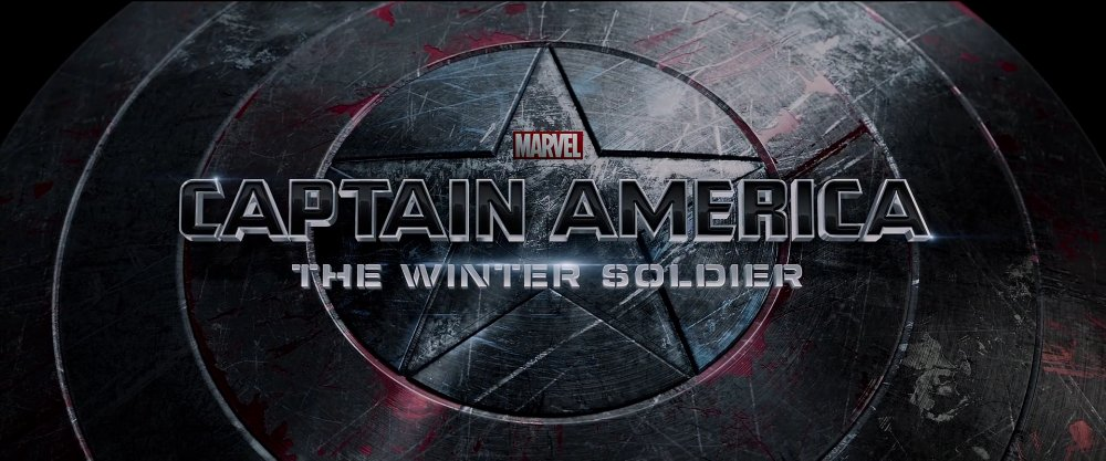We have a logo for Captain America A Winter Soldier