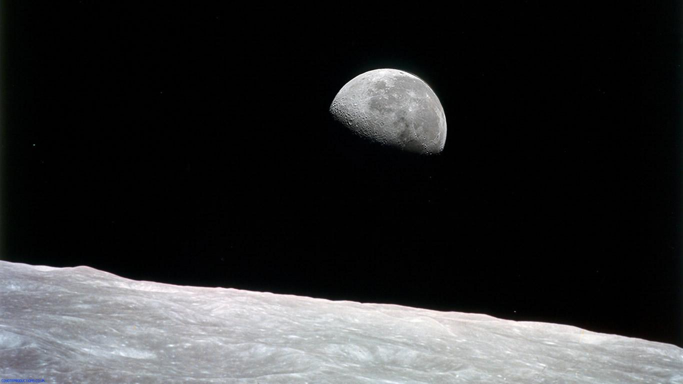 Apollo 8 Moonrise