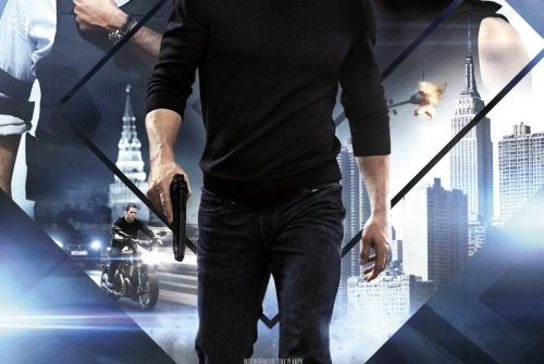 Delve into Jack Ryan: Shadow Recruit poster