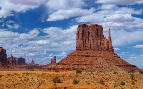 southwest American desert