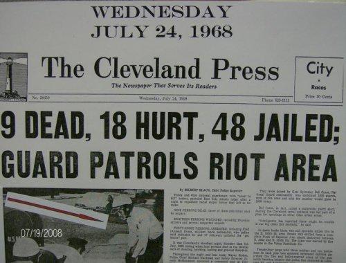 glenville riots