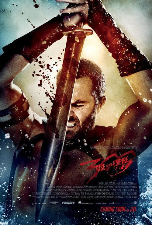 300: Rise of an Empire final poster