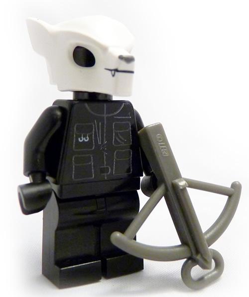 LEGO Fox Mask