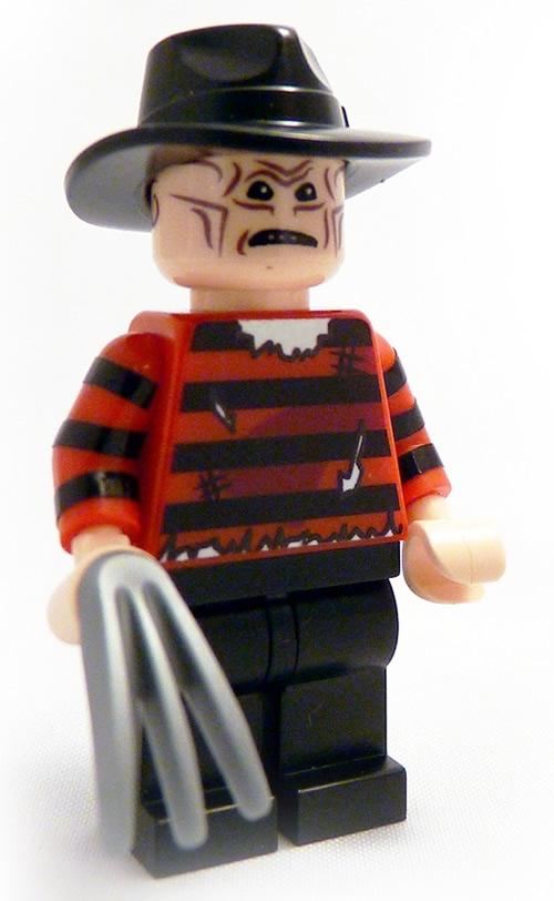 LEGO Freddie Krueger