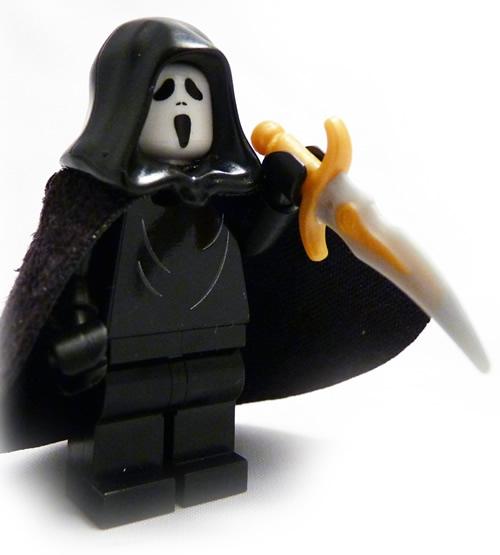 LEGO Ghostface
