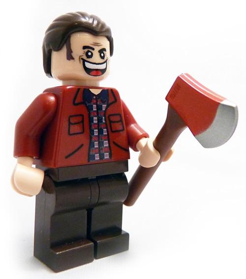 LEGO Jack Torrance