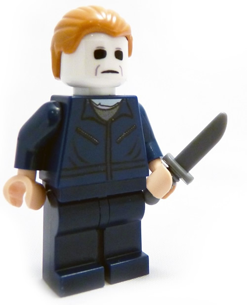 LEGO Michael Myers
