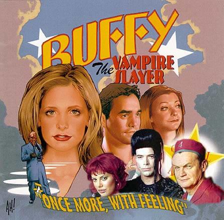 Buffy the Lexx Slayer