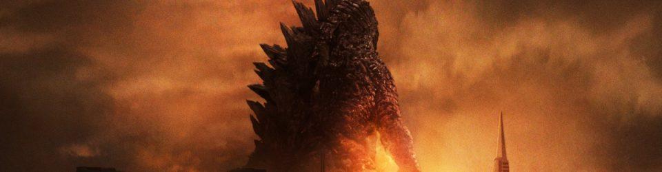 Godzilla gets a new poster