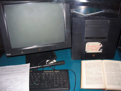 The First Web Server
