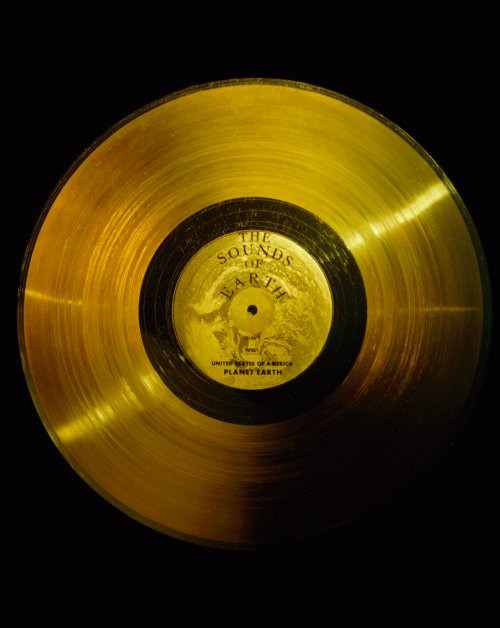 The Sounds of Earth – voyager's Golden Record