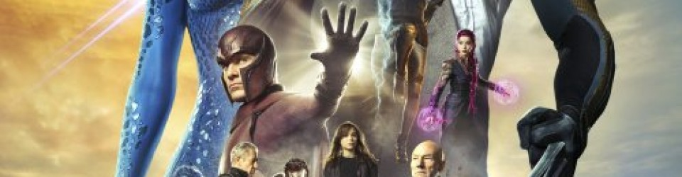 From the past the X-Men gets a trailer