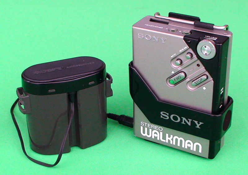 A blast from the past – The Sony Walkman 2
