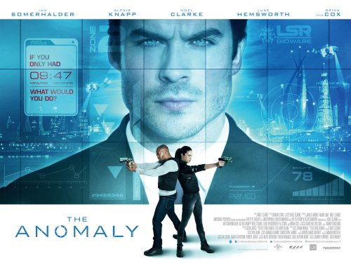 TheAnomaly Poster