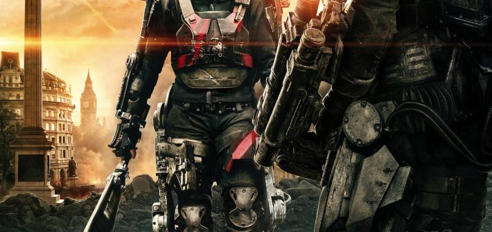 Edge of Tomorrow – posters & premieres