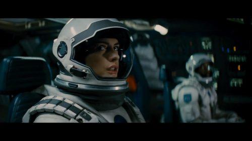 Interstellar - In the spacecraft