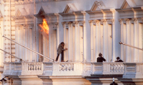 Remembering the 1980 Iranian Embassy siege