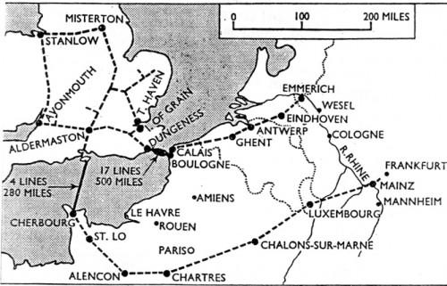 PLUTO Map