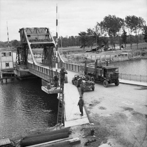 Pegasus Bridge, June 1944
