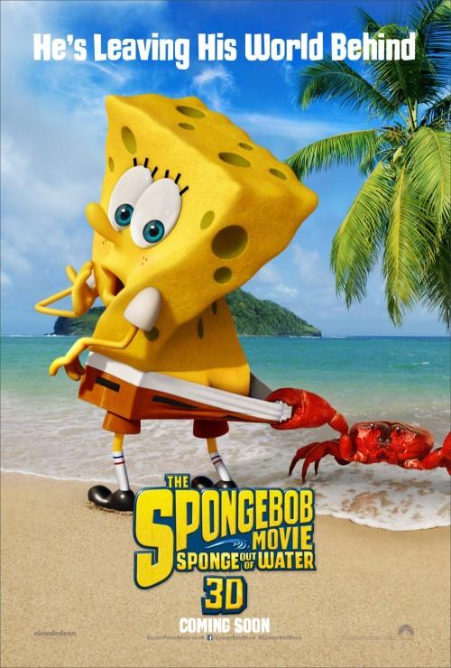 Spongebob teaser trailer