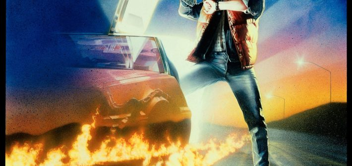 Get Back to the Future with Secret Cinema
