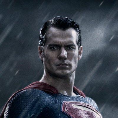 Batman Vs Superman - Henry Cavill head