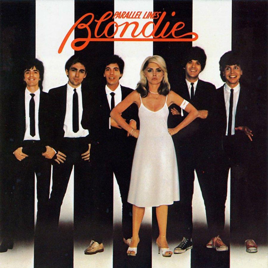 Parallel Lines Blondie Blondie - Paral...