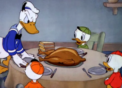 Cannibal Ducks
