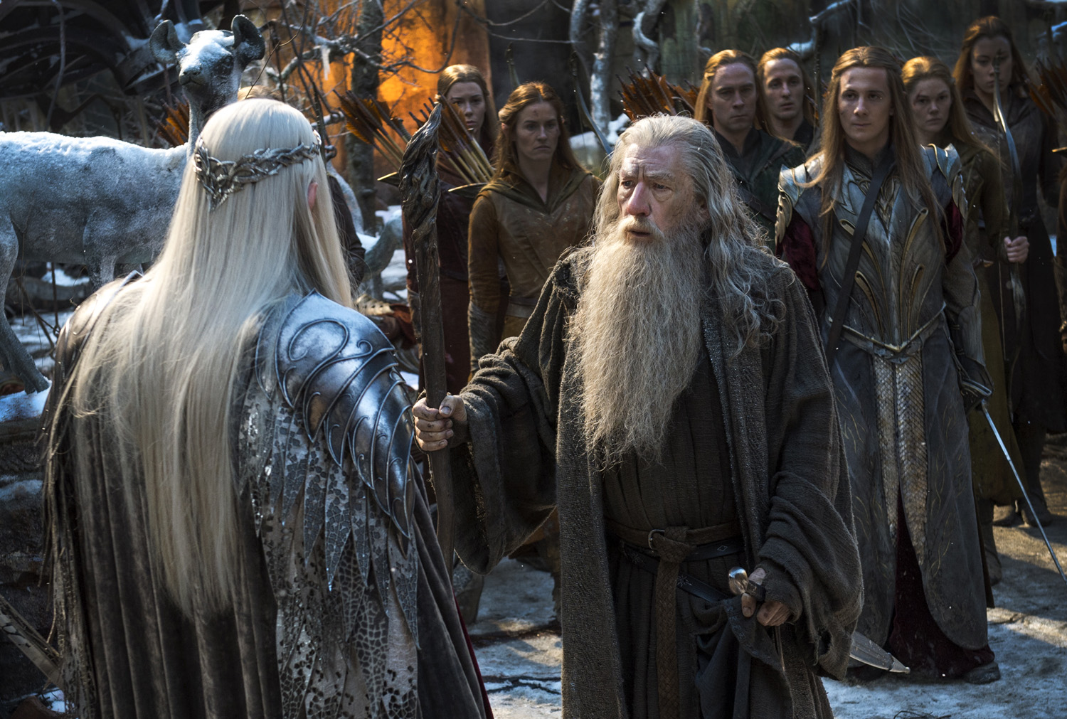 The Hobbit: The Battle of the Five Armies gets a trailer ...