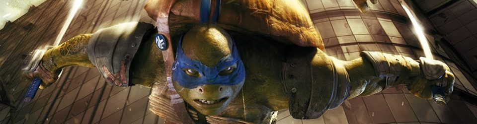TMNT gets a sequel even before it hits the UK.