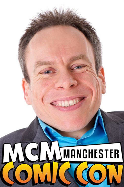 Warwick Davies at MCM Manchester Comic Con