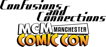 confusions and connections at MCM Manchester Comic Con