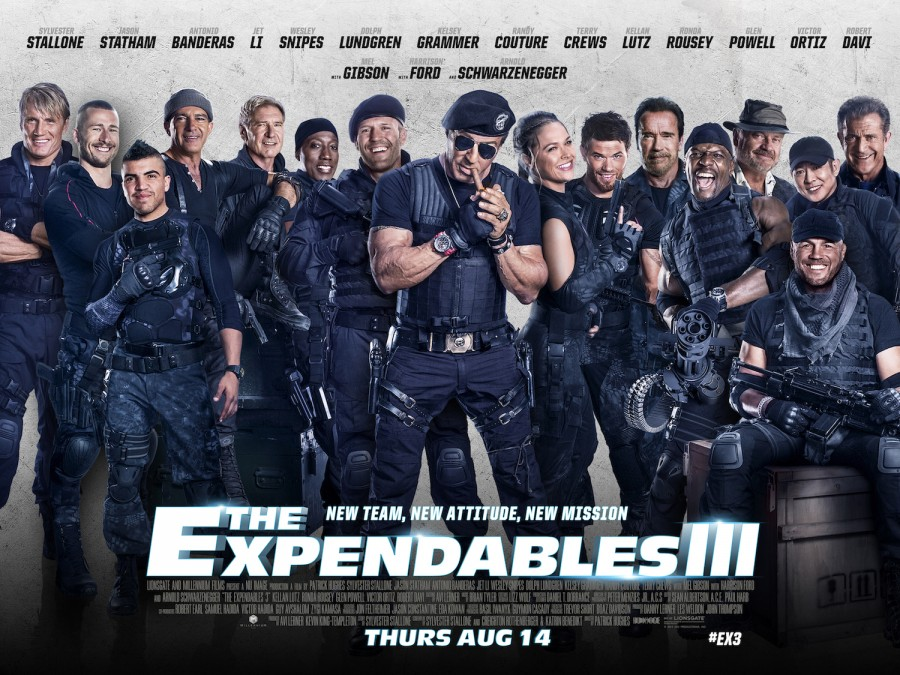 The Expendables Lucky Ring