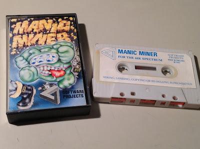 foto manic miner Spectrum (original Antonio)