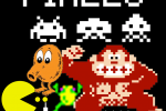 Classic Characters Come Together in Pixels