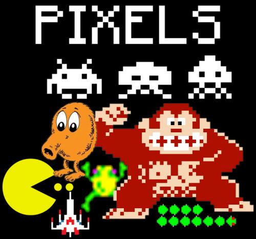 pixels games