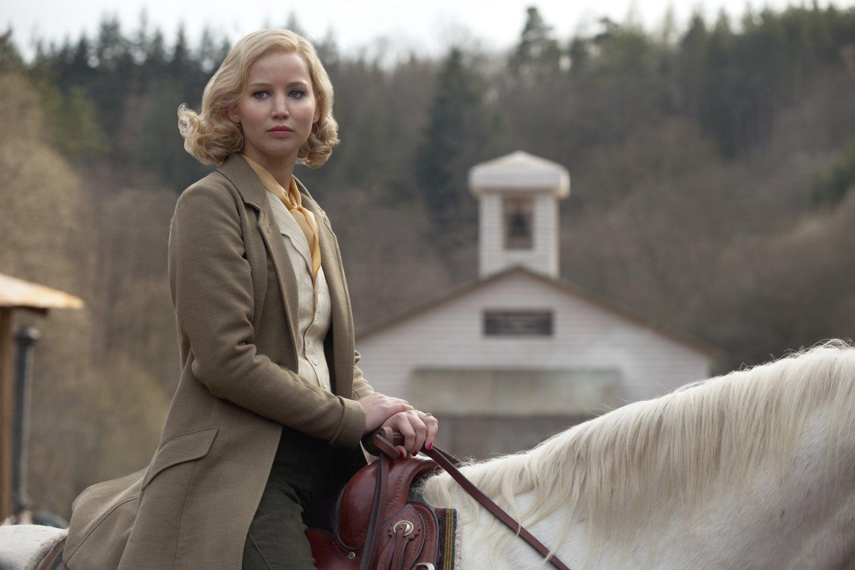 Jennifer Laurence in Serena