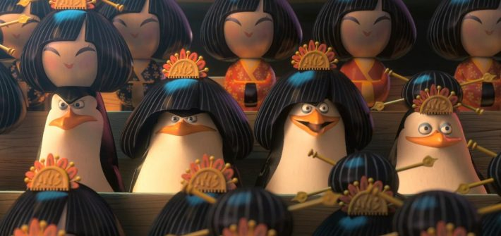 Penguins of Madagascar get a new trailer
