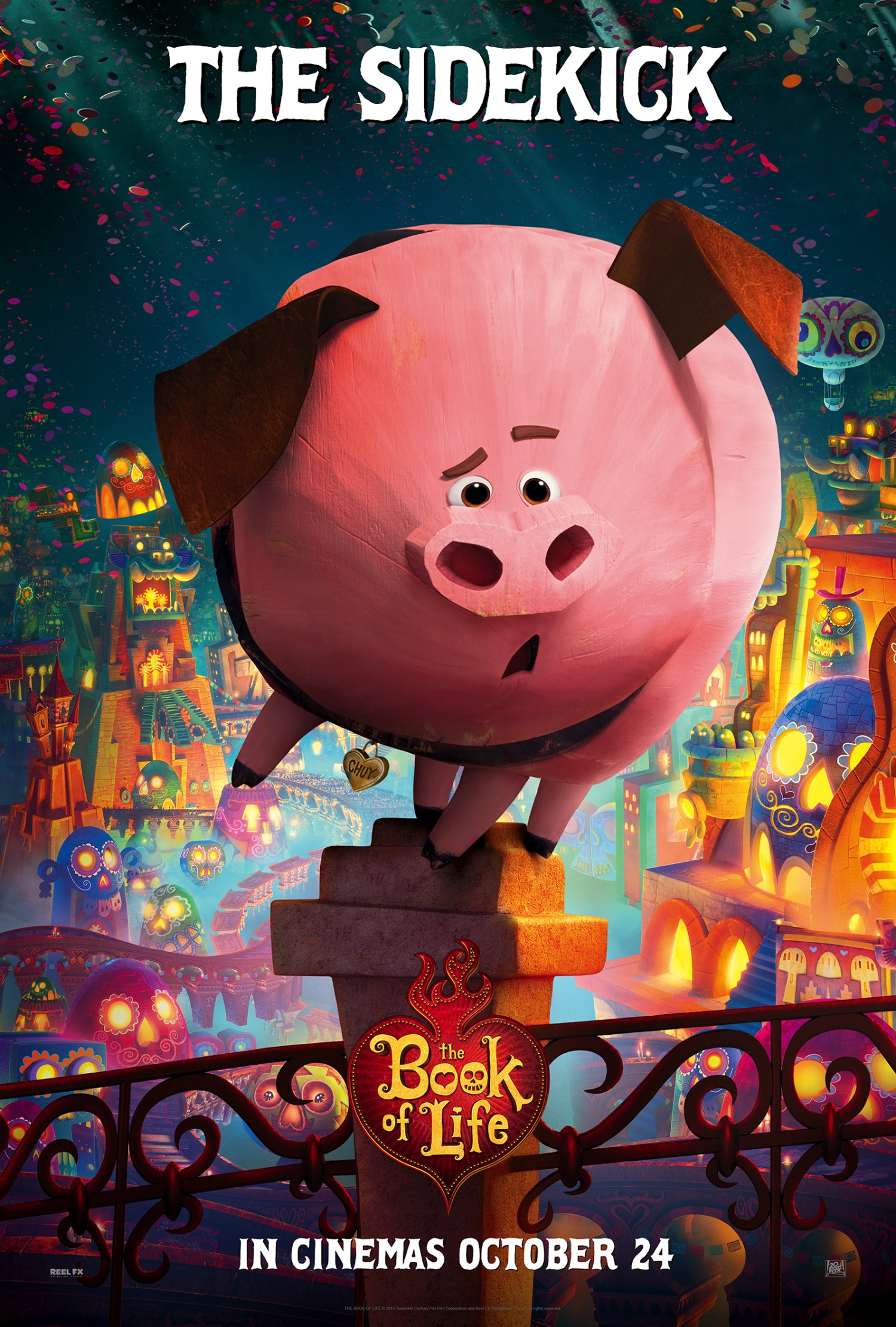 The Book Of Life – Chuy