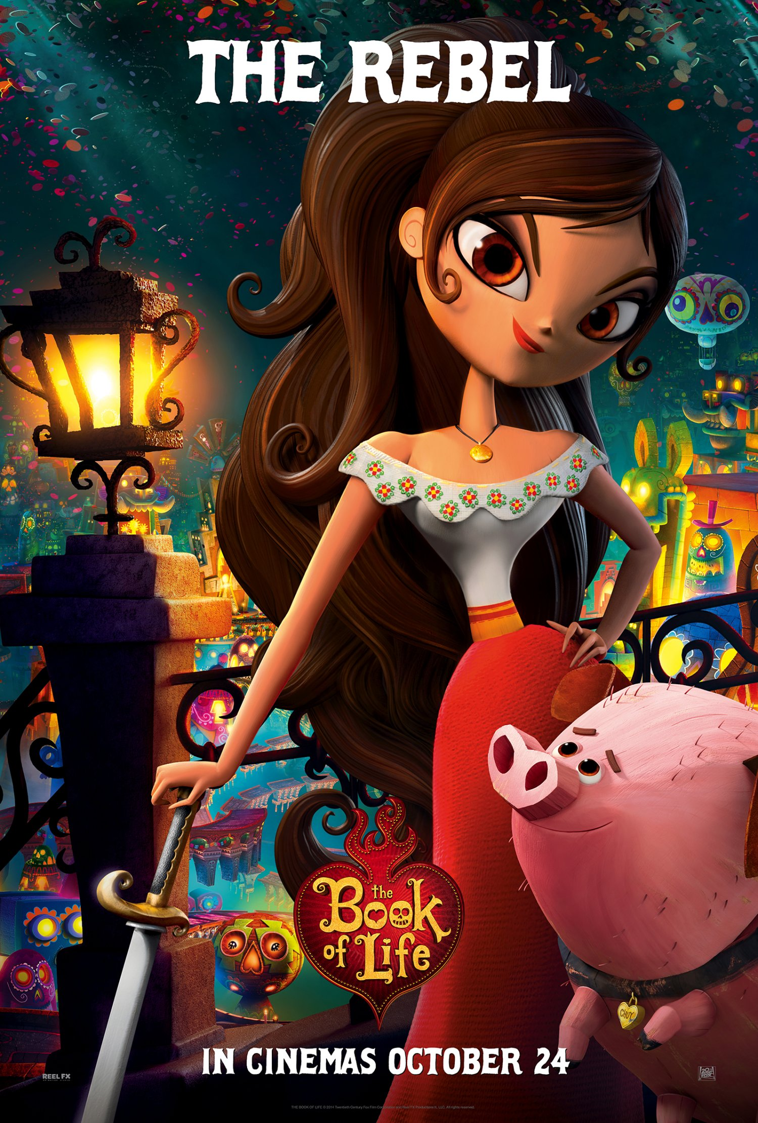 The Book Of Life – Maria