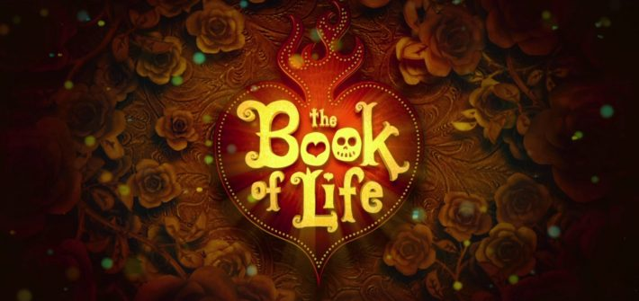 Dead Fun things for your little ones with The Book of Life