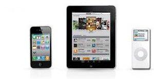 iPod, iPhone & iPad