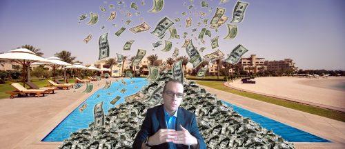 pool money