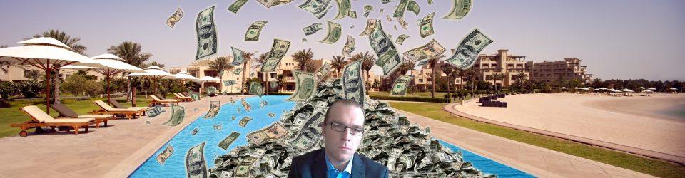 Money, Godzilla and Photoshop
