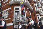 Julian Assange's Ego has left the Embassy