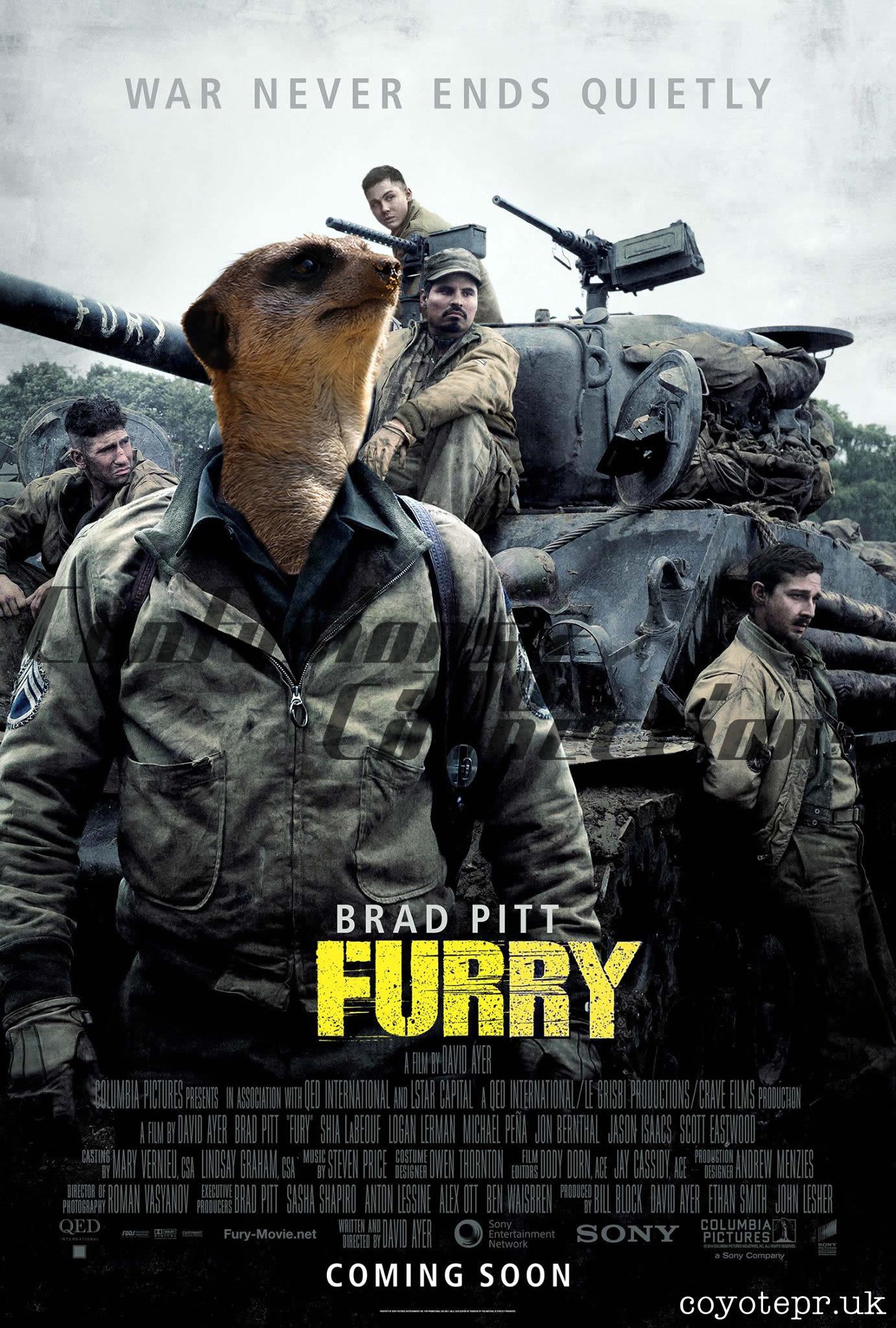 Furry International Poster