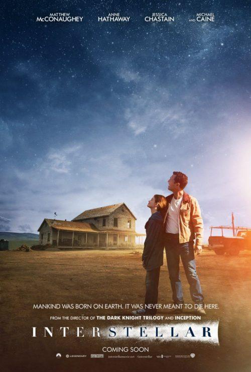 Interstella Farmhouse Poster