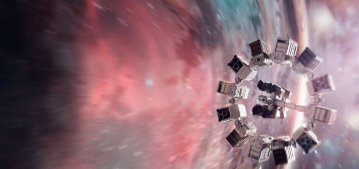 Do the new Interstellar posters tell a story?