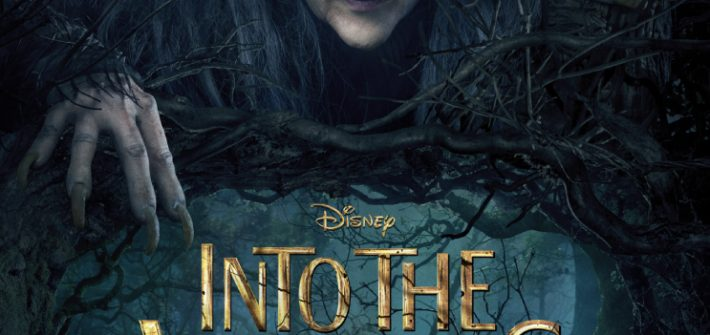 Singing into the Brother's Grimm with Into the Woods